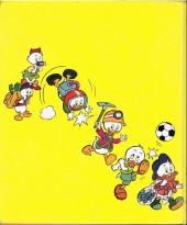 Verso de (Recueil) Castors juniors magazine -1- Album N°1