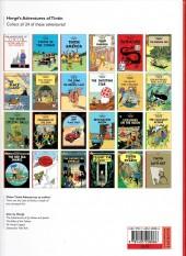 Verso de Tintin (The Adventures of) -9e2002- The Crab with the Golden Claws