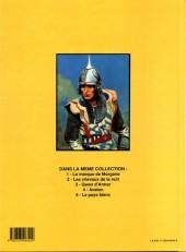 Verso de Les Écluses du ciel -1a90- La Marque de Morgane