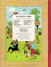 Verso de Tintin (Historique) -16B23ter- Objectif lune