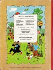 Verso de Tintin (Historique) -8B22bis- Le sceptre d'ottokar