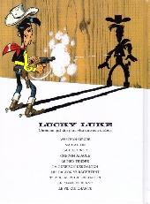 Verso de Lucky Luke -37Pub- Canyon apache