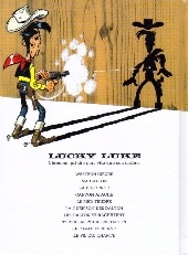 Verso de Lucky Luke -33Pub- Le Pied-Tendre