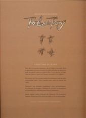 Verso de Trolls de Troy -14COF- L'histoire de waha