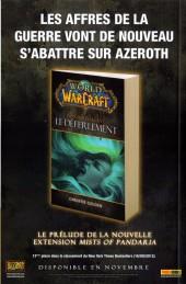 Verso de Iron Man (Marvel France - 2012) -7- Longue est la route