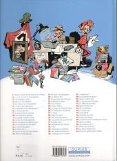 Verso de Spirou et Fantasio -49Ind- Spirou et Fantasio à Tokyo