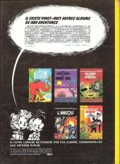 Verso de Spirou et Fantasio -26c80- Du cidre pour les étoiles