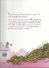 Verso de LuLu (Inthesky) - Il était une fois une princesse