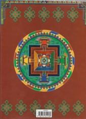 Verso de Le lama blanc -INT- Version intégrale