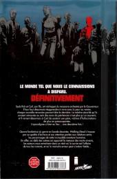 Verso de Walking Dead -FL05- Ceux qui restent - Vers quel avenir ?