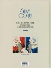 Verso de Silas Corey -2- Le Réseau Aquila 2/2