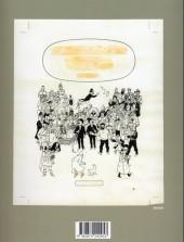 Verso de (Catalogues) Ventes aux enchères - Piasa - Piasa - Hergé - dimanche 18 novembre 2012 - Paris hôtel Drouot
