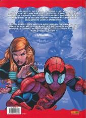 Verso de Spider-Man - Les aventures (Panini comics) -7- Wolverine s'énerve !