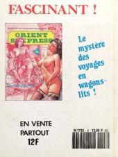 Verso de Maniak (Novel Press) -8- Dans une vie antérieure