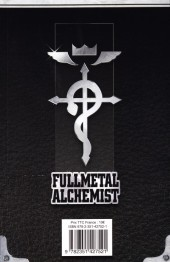Verso de FullMetal Alchemist -INT02- Volume II - Tomes 4-5