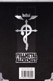 Verso de FullMetal Alchemist -INT03- Volume III - Tomes 6-7