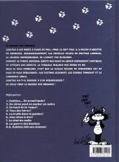 Verso de Cubitus (Les nouvelles aventures de) -8- La guerre des boulons