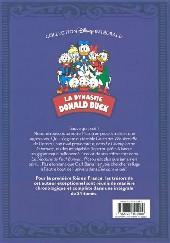 Verso de La dynastie Donald Duck - Intégrale Carl Barks -10- Le Champion de la fortune ! et autres histoires (1959-1960)