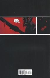 Verso de Hellboy in Hell (2012) -2- Hellboy in Hell