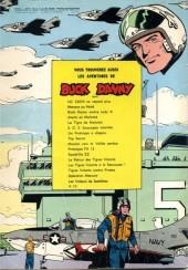 Verso de Buck Danny -27a1965- Les Tigres volants à la rescousse !