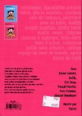 Verso de Les guides Léandri -2- Le mariage