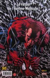 Verso de Dark Avengers (Marvel Deluxe) -2- L'homme-molécule