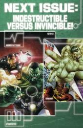 Verso de Indestructible Hulk (2013) -1- Agent of S.H.I.E.L.D.