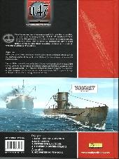Verso de U.47 -4ES- L'amérique contre-attaque