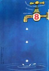 Verso de Gaston -7a1972- Un gaffeur sachant gaffer