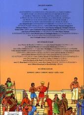 Verso de Alix (Les Voyages d') -INT- Les mayas