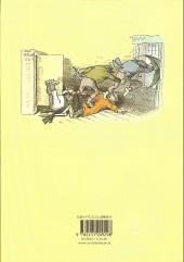 Verso de Max et Moritz - Max et moritz avec claque-du-bec et cie