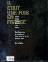 Verso de Il était une fois en France -FL1- Tomes 1 et 2