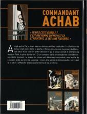 Verso de Commandant Achab -3- L'Ours à la jambe de bois