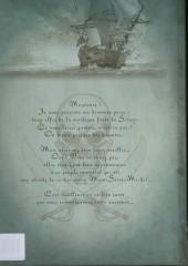 Verso de Le sang du dragon -1a- Au-delà des brumes