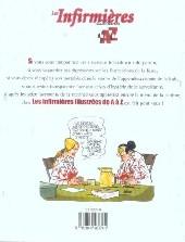 Verso de Illustré (Le Petit) (La Sirène / Soleil Productions / Elcy) -b2006- Les Infirmières illustrées de A à Z
