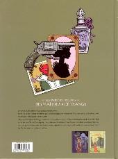Verso de Les enquêtes insolites des Maîtres de l'Étrange -2- La Vengeance du grand singe blanc