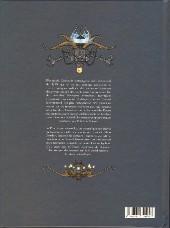 Verso de Le royaume Suspendu -1- Le Nexus élémentaire