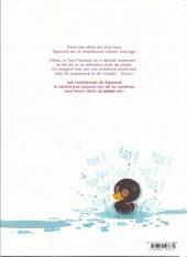 Verso de Confessions d'un canard sex-toy -1- Préliminaires