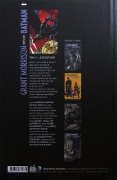 Verso de Batman (Grant Morrison présente) -4- Le Dossier noir