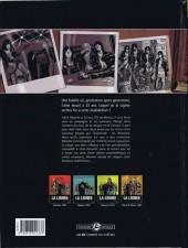 Verso de La lignée -3- Maxime 1973