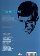Verso de Bob Morane 11 (La collection - Altaya) -9- La Prisonnière de l'Ombre Jaune