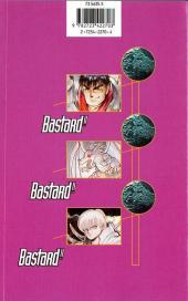 Verso de Bastard!! -5- L'Armée des ténèbres - Panique