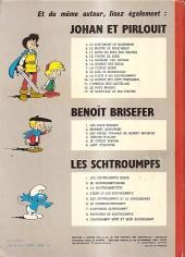 Verso de Benoît Brisefer -2a1974- Madame Adolphine