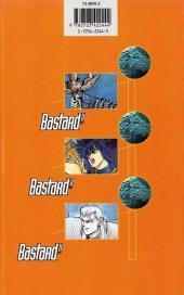 Verso de Bastard!! -3- L'Armée des ténèbres - L'Adolescent