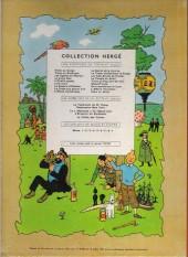 Verso de Tintin (Historique) -19B27bis- Coke en stock