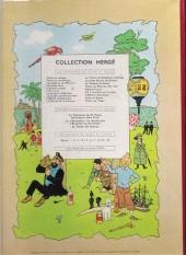 Verso de Tintin (Historique) -17B31- On a marché sur la lune