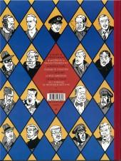 Verso de Blake et Mortimer (Les Aventures de) -6Valise- La marque jaune