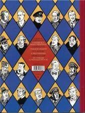 Verso de Blake et Mortimer (Les Aventures de) -10Valise- L'Affaire du collier