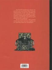 Verso de Le roi des mouches -1b2012- Hallorave