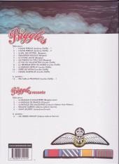Verso de Biggles -1b- Le cygne jaune